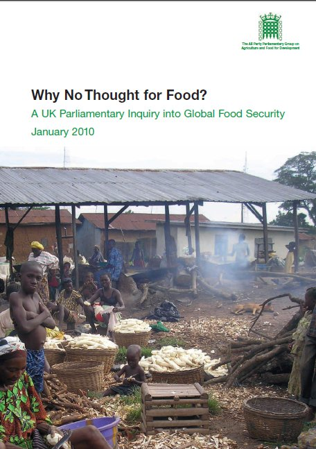 Why No Thought for Food - Enquiry Report